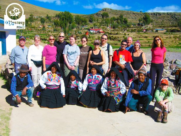 4 days trip to the lake titicaca visiting the uros people, taquile community and amantani islands 11