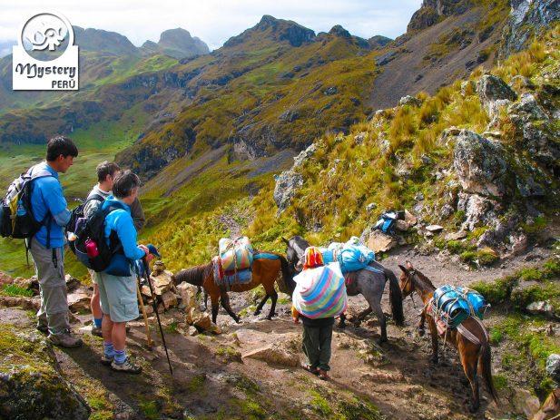 Caminata al Valle de Lares & Machu Picchu 4 Dias 4