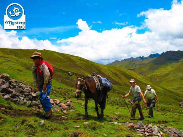 Caminata al Valle de Lares & Machu Picchu 4 Dias 5