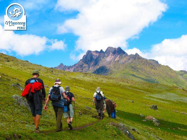 Caminata al Valle de Lares & Machu Picchu 4 Dias 9
