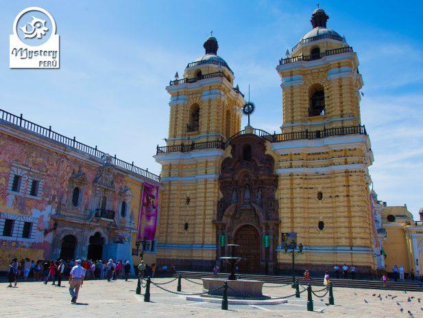 City Tour de Lima & Ruinas de Pachacamac desde el Aeropuerto 7