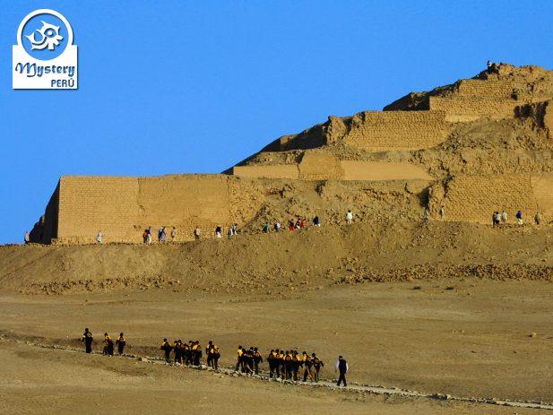 City Tour de Lima & Ruinas de Pachacamac desde el Aeropuerto 9