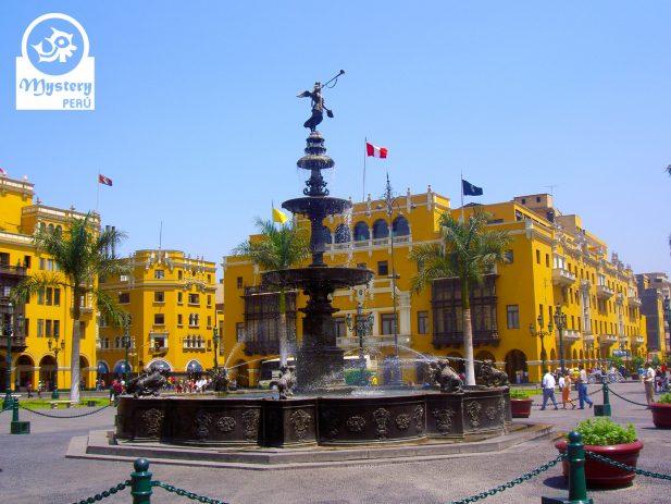 City Tour de Lima desde el Aeropuerto 3