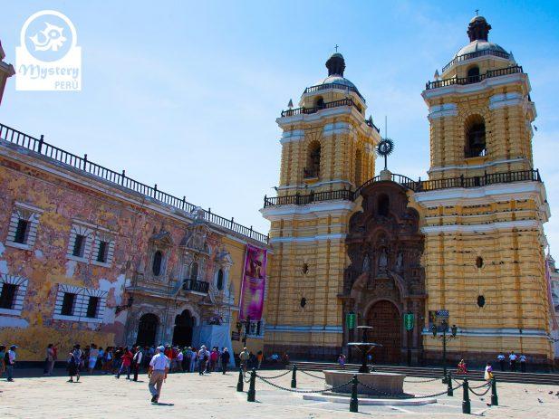 City Tour de Lima desde el Aeropuerto 5