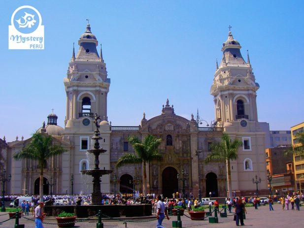 City Tour de Lima desde el Aeropuerto 9