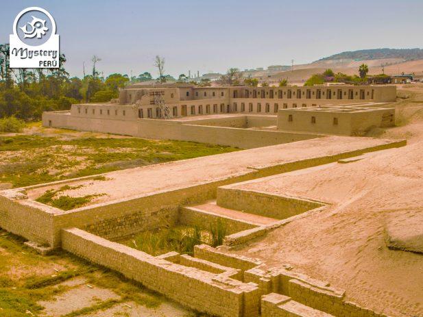 City Tour de Lima y Ruinas de Pachacamac 11