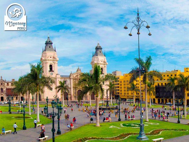 City Tour de Lima y Ruinas de Pachacamac 3