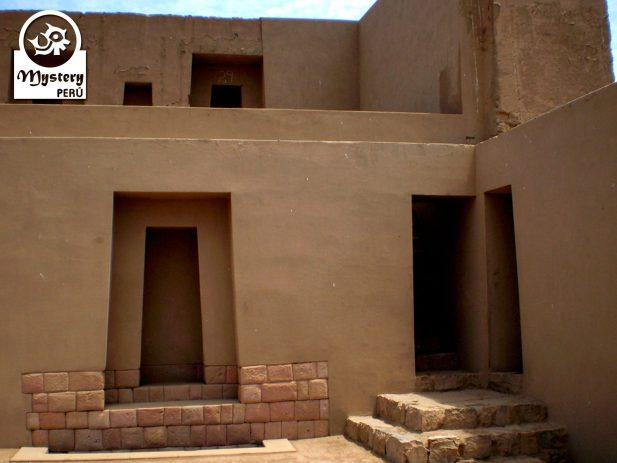 Excursão no santuário de Pachacamac 8