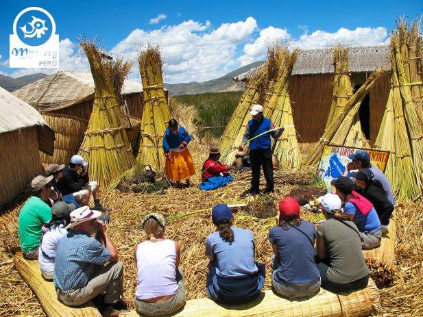 Excurssao de um dia no Lago titicaca 4