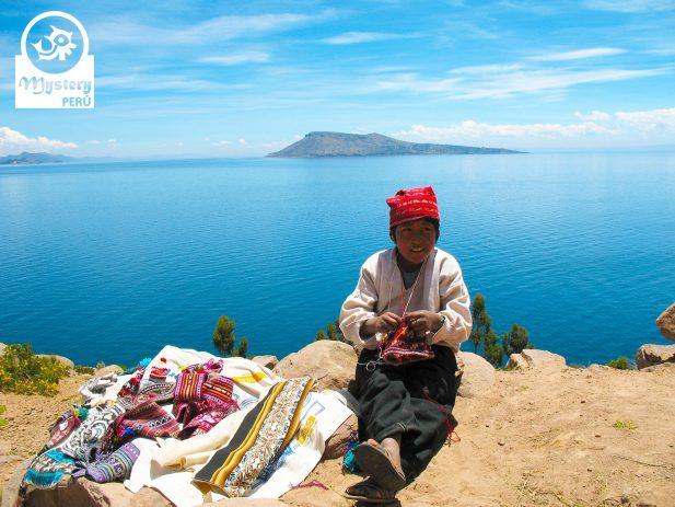 Excurssao de um dia no Lago titicaca 8