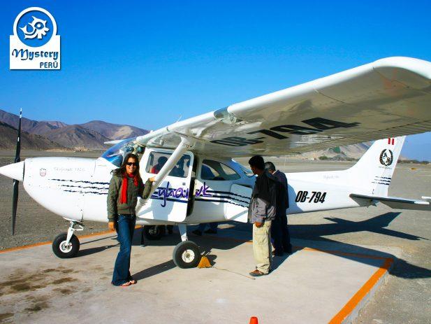 Islas Ballestas & Lineas de Nazca desde Lima. Tour Clásico 8