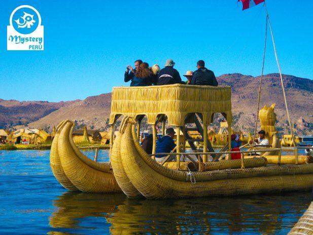Islas Uros + Amantani & Isla Taquile desde Cusco 4 Dias 5
