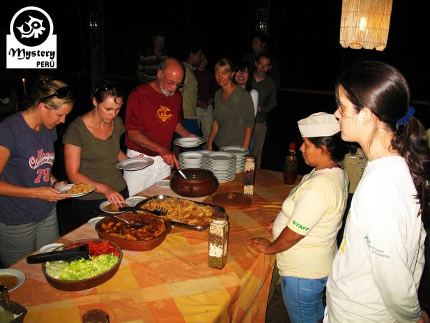 Posada Amazonas Lodge & Tambopata Reserve Tours 10.
