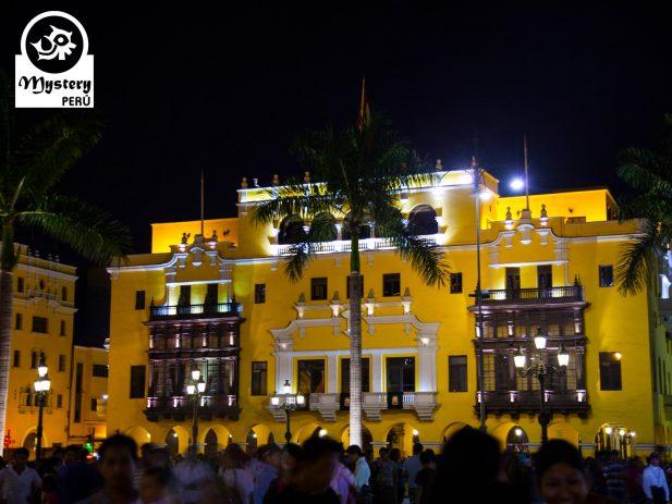 Lima de Noche y Parque Magico de las Aguas 3