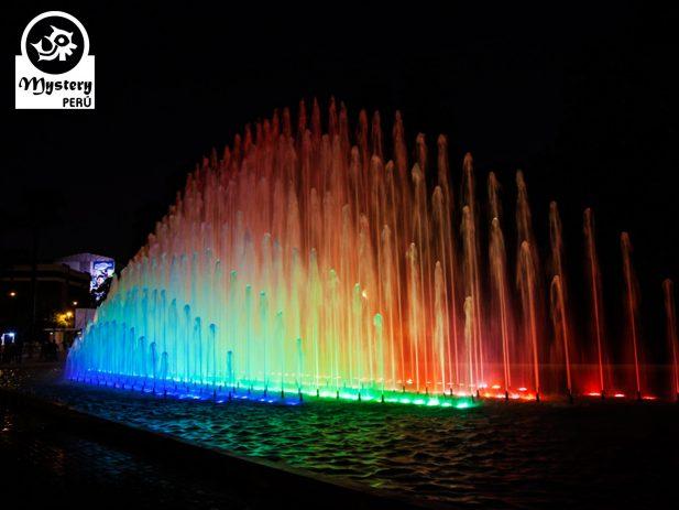 Lima de Noche y Parque Magico de las Aguas 9