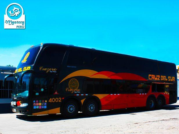 Lineas de Nazca & Oasis Huacachina desde Cusco & Bus a Lima 3 Dias 3