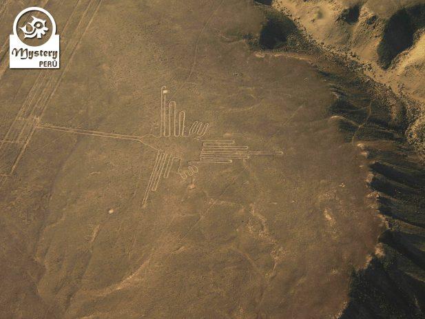 Lineas de Nazca desde el Aeropuerto de Lima 4