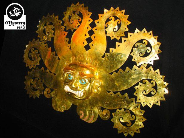 Museu De Ouro Do Perú 3