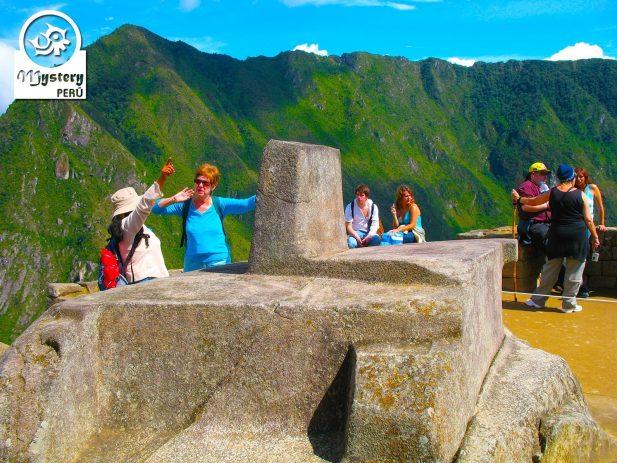 Mystery Peru 7 Intihuatana