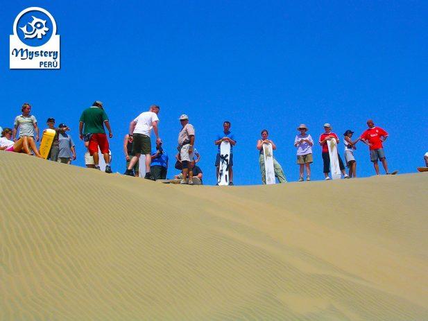 Oasis Huacachina & Lineas de Nazca 2 Dias A 4