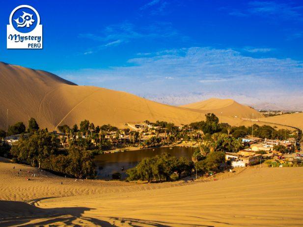 Oasis Huacachina & Reserva de Paracas. Viaje en Bus 7