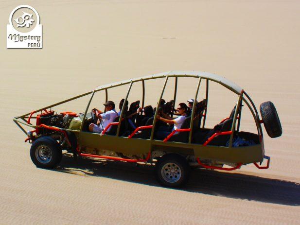 Paseo en carro arenero al Oasis de Moron 6