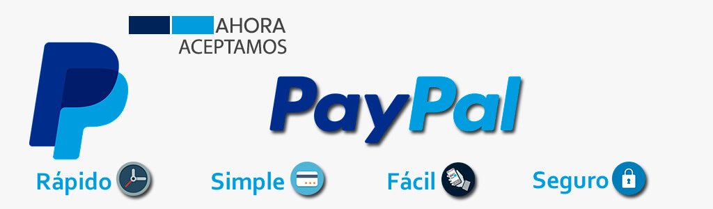 Pagos con PAY PAL a Mystery Peru