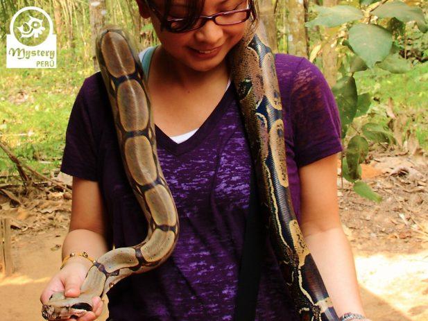 Reserva de Tambopata y Posada Amazonas 11
