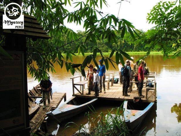 Reserva de Tambopata y Posada Amazonas 4