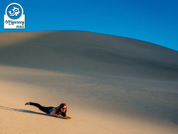 Sandboaridng en Paracas, Islas Ballestas & Lineas de Nazca. 2 Dias 5