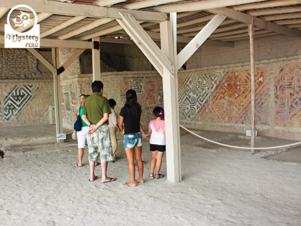Tour a la Huaca El Brujo 11