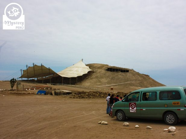 Tour a la Huaca El Brujo 3