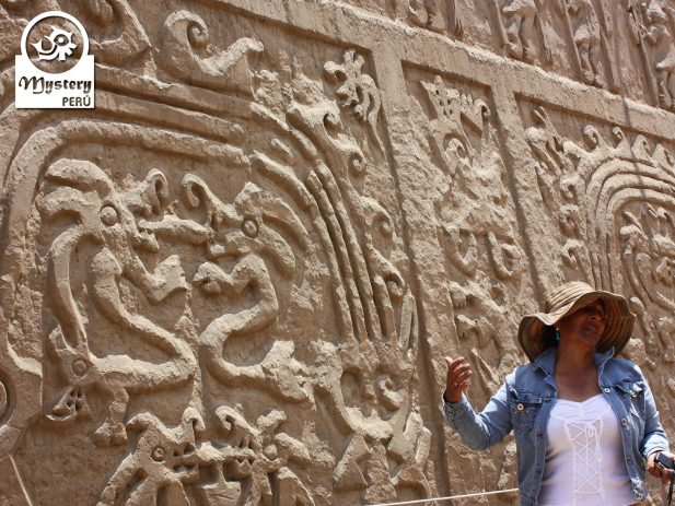 Tour a la Huaca del Dragon 7