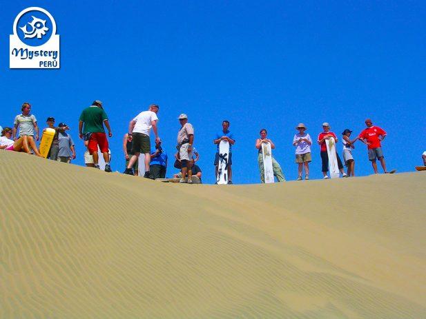 Tour al Oasis de Huacachina desde el Puerto de San Martin 4
