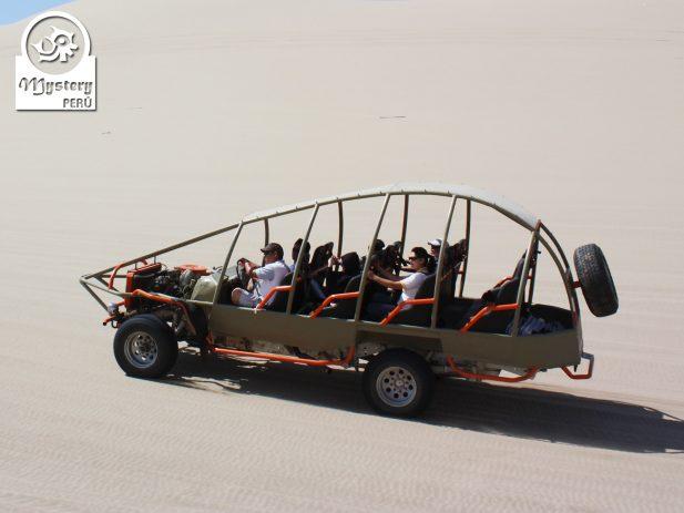 Tour de 1 Dia a las Islas Ballestas y Paseo en Carro Arenero 9