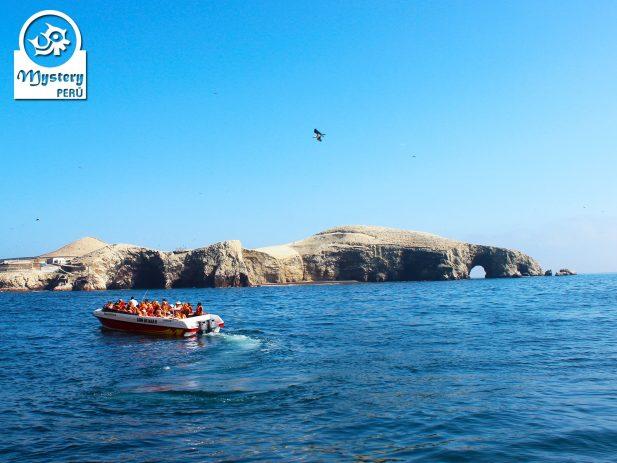 Tour de 1 Dia a las Islas Ballestas y laguna Moron 3