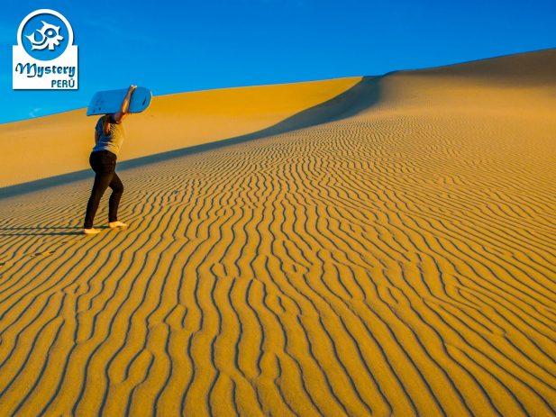 Tour de 1 Dia al Oasis Huacachina desde Lima 4