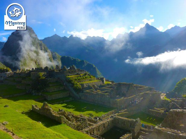 Trilha Inca para Machu Picchu 11