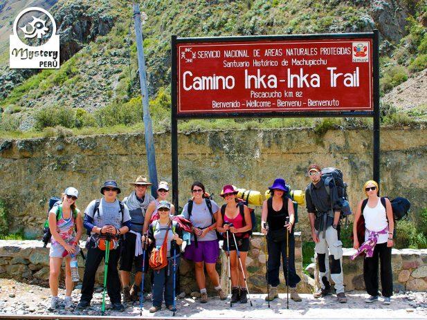 Trilha Inca para Machu Picchu 3