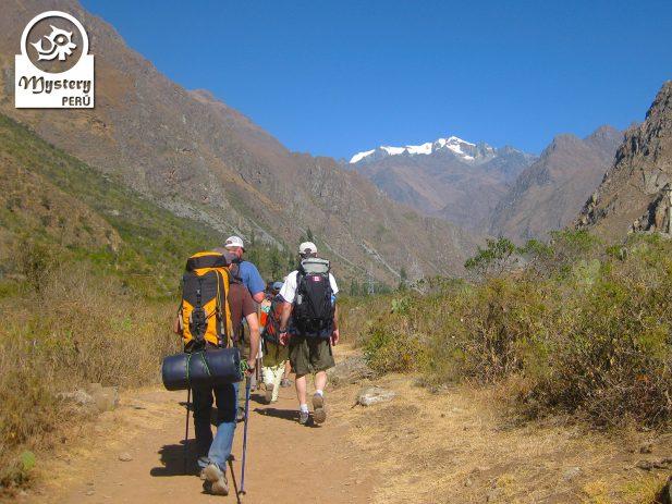 Trilha Inca para Machu Picchu 5