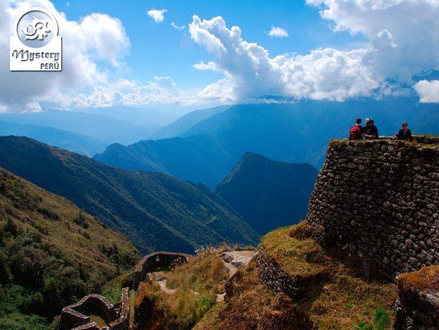 Trilha Inca para Machu Picchu 8