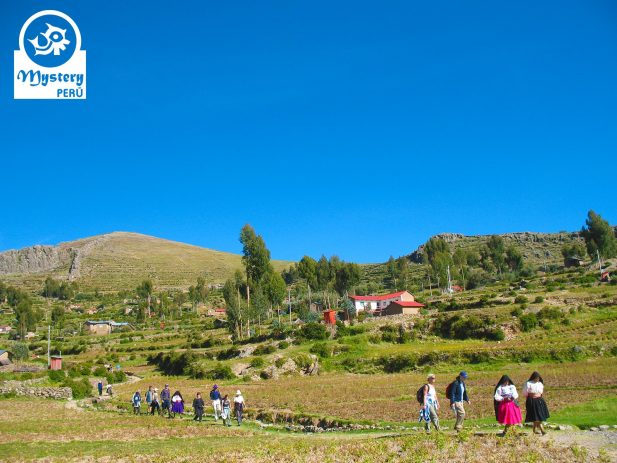 Uros Floating Islands + Taquile Island. Departing from Cusco and Ending in Cusco. 4 Days 6