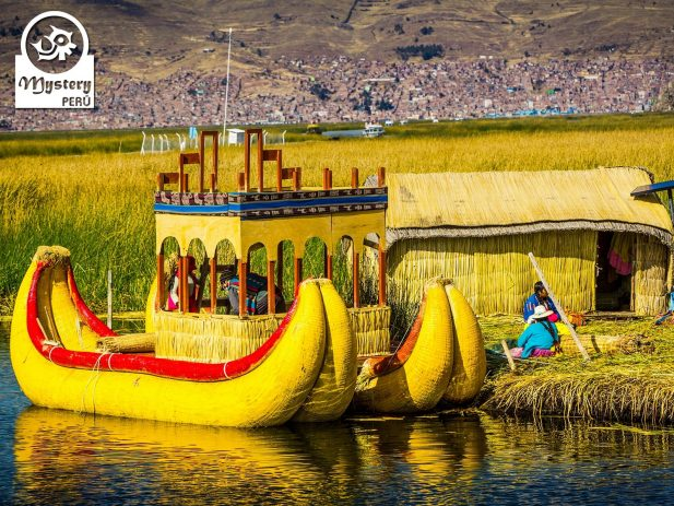 Uros Floating Islands + Taquile Island. Departing from Cusco and Ending in Puno 2 Days 3