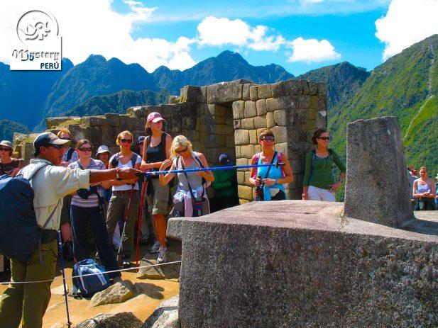 Visita al Santuario de Machu Picchu. 4 Dias 7
