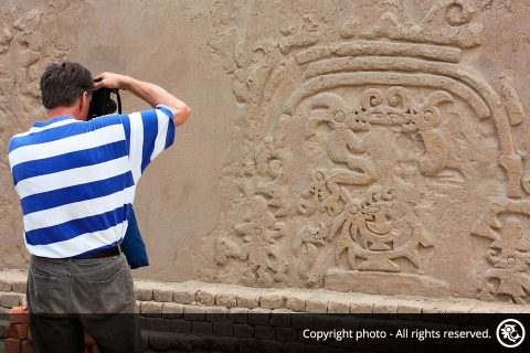 Excursion to the Huaca of The Dragon
