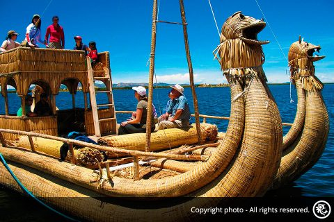 Lake Titicaca Homestay Tour