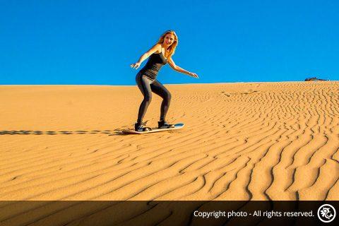Sandboarding Tour in Paracas