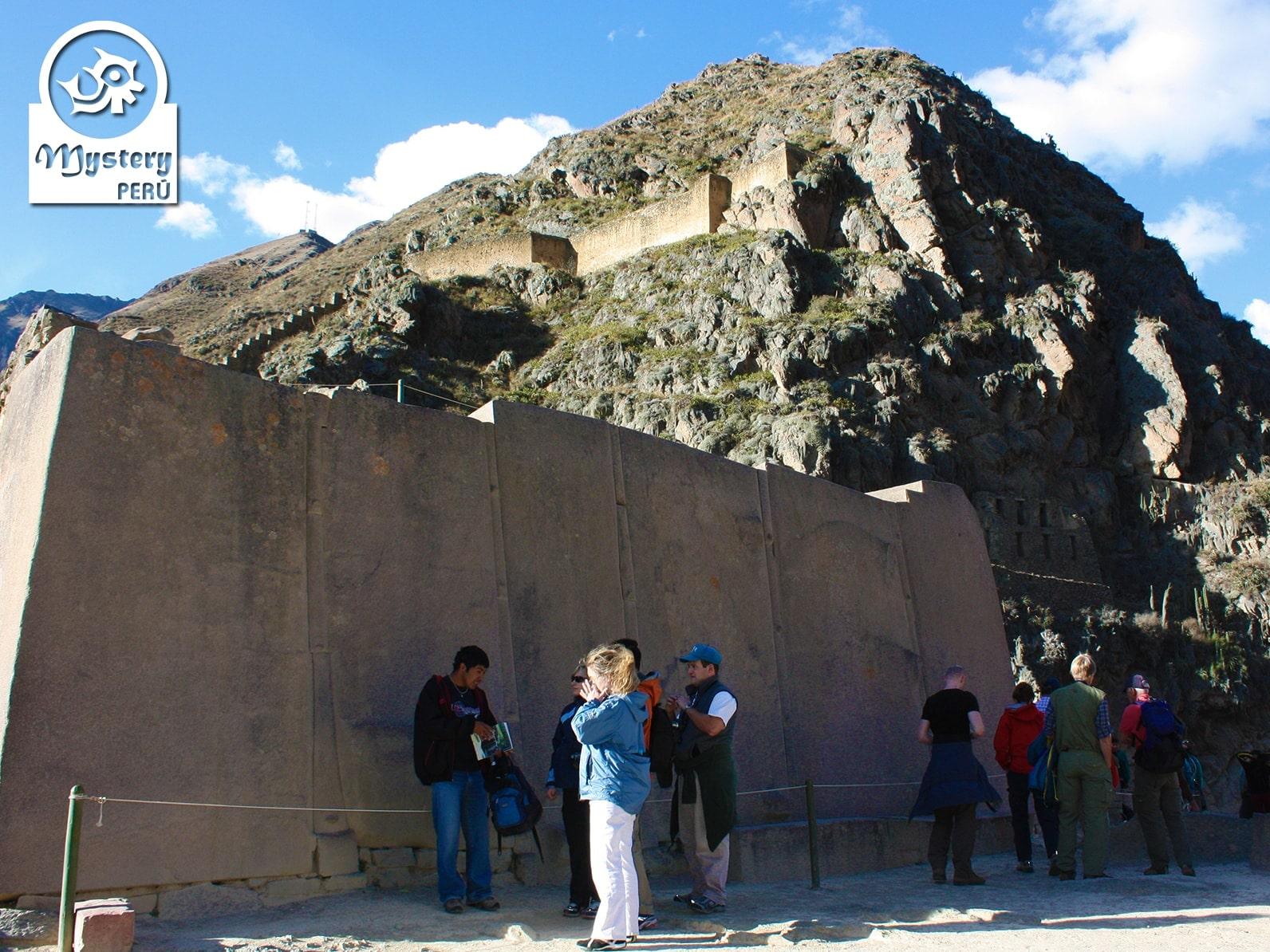 Tour al Valle Sagrado terminando en Ollantaytambo
