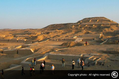 Tour to the Pyramids of Cahuachi