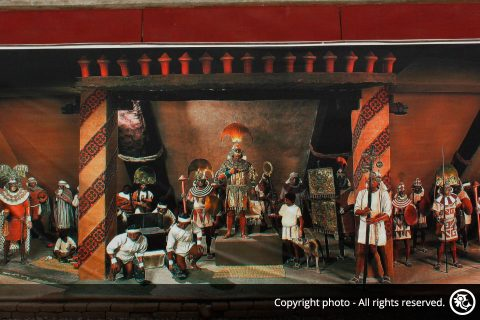 Tour to the Museum of the Royal Tombs of Sipan